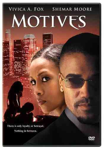 MOTIVES BY MOORE,SHEMAR (DVD)