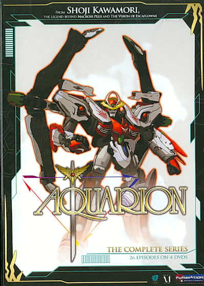 AQUARION:COMPLETE SERIES (SAVE) BY AQUARION (DVD)