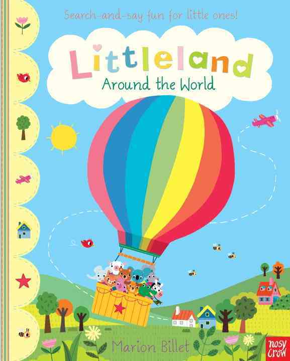 Littleland Around the World By Billet, Marion/ Billet, Marion (ILT)